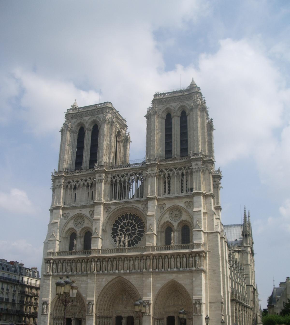 La fameuse...Notre Dame de Paris